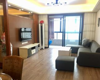 中海万锦熙岸 3室2厅1卫 110平米 整租 豪华装 拎包入住