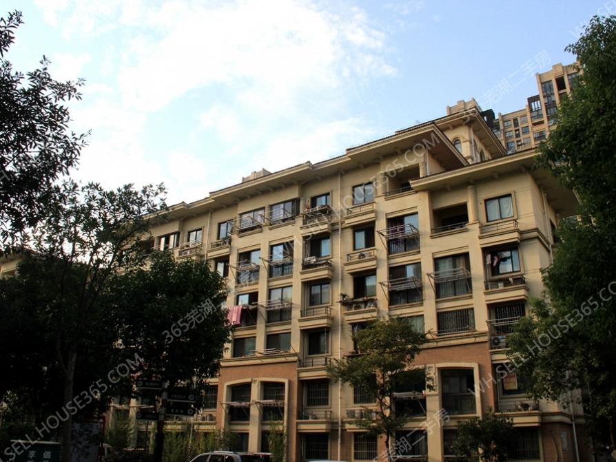 绿地伊顿公馆2室2厅1卫88.53平米房屋出售
