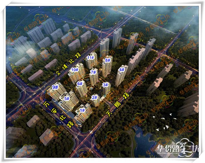 【新规划】东城金茂悦规划已出,11栋高层住宅,绿色科技住宅,听说要卖2W5,也就比江北地王价贵一丢丢