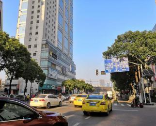 龙江清凉门大街 汉中门大街 沿街商铺