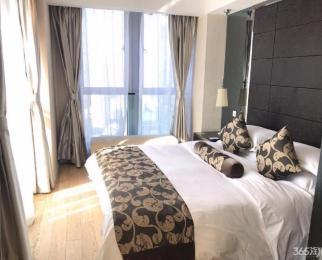 凯润金城 君临国际 木马公寓 恒基中心公寓 精装 拎包入住