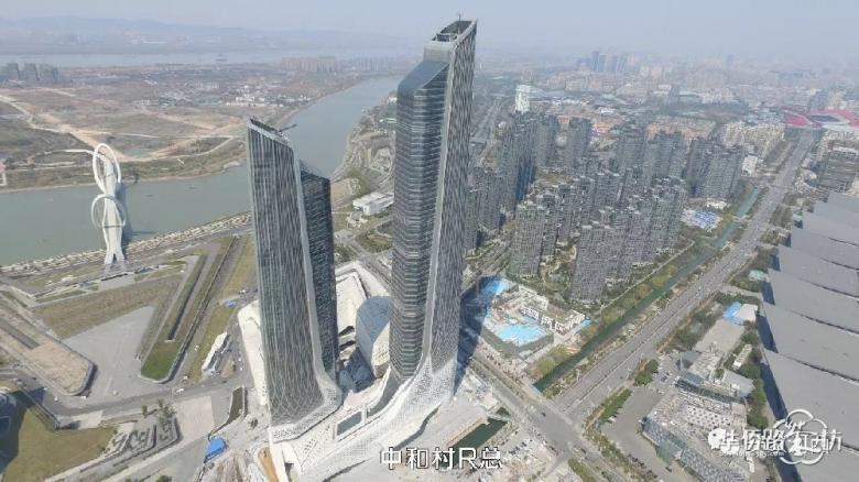 开春巨献!河西南部震撼航拍,这里凭什么万人追捧高攀不起,成为南京未来的房价高地?