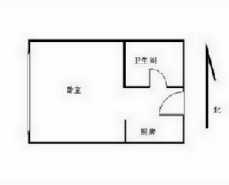 仙林 苏宁紫金嘉悦 适合陪读考研 高品质公寓 精装家电全新