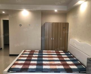 国际公寓 精装房1号线地铁 合租房带独立卫生间与阳台