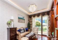 南京新房 品牌开发商 打造中式风格别院 精装修交付 南京绿肺