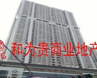 急租新世界中心 珠江路地铁口 精装修 现房 挑高户型