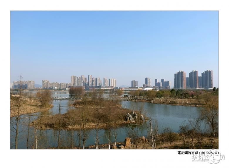莲花湖的初春