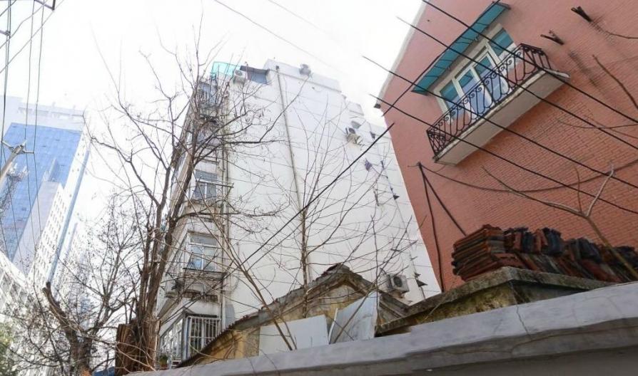 广州路39号2室1厅1卫43平米豪华装产权房2002年建