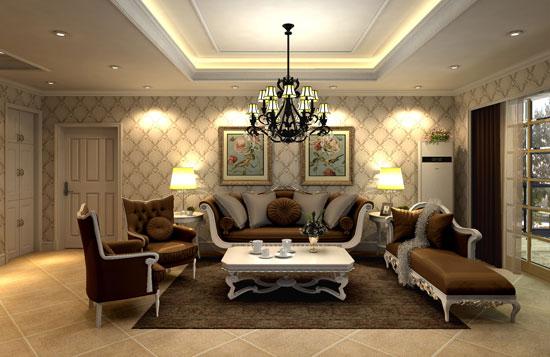 美式现代混搭_东南亚风格,美式风格,田园风格,英式风格,新古典风格,西班牙风格,现代