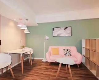 夫子庙地铁口京隆公寓精品好房出租可短租可月付可刷信用