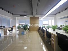 德盈国际广场255平临近地铁产权房可注册朝向好得房率高