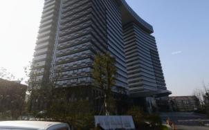 浦口区江浦街道新城总部大厦