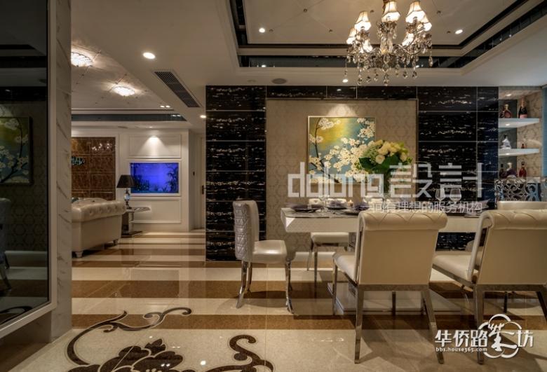 南京别墅装修公司2015年度最新实景效果图大盘点