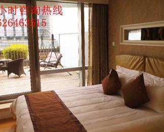 南京国际 怡景公寓 稀缺带露台 五星级公寓 优美湖景房
