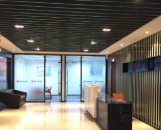 奥体东地铁口 中泰国际精装办公房 适合二十人办公 随时看