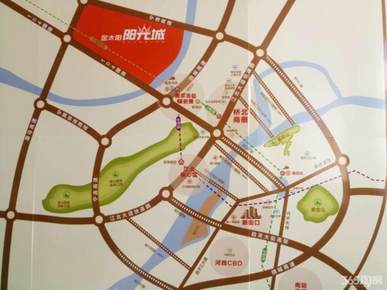 汊河最新规划图
