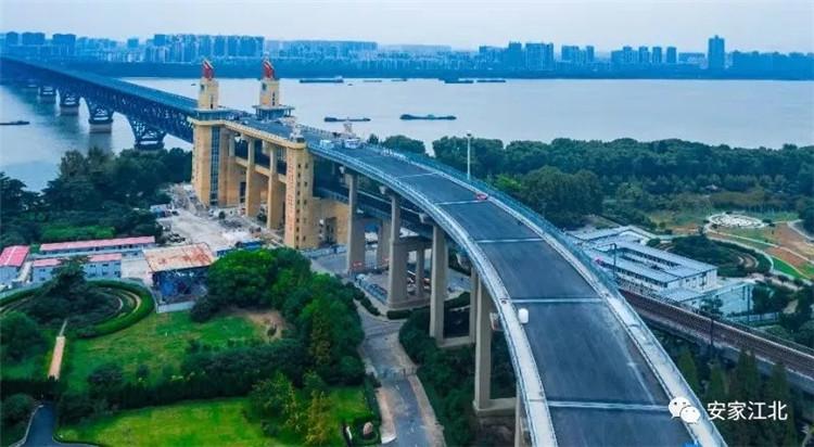 江南的人民注意了,大桥开通后桥北哪些最吸引你?