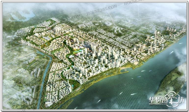 刚刚,开发商集体涌进2万地价的江北,但现实中的江北...内附顶山重要城建进展!!!