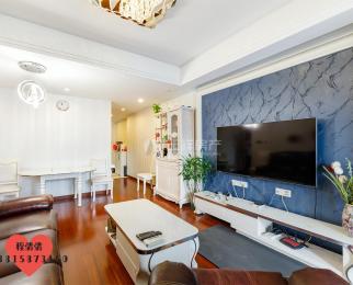 河西奥南 海峡城 吴侯街地铁站 精装两室带地暖 家具家电