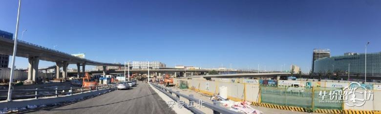 江北新区超级工程今天完工!震撼航拍曝光,超级堵点打通
