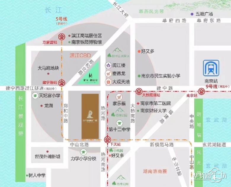 城北诺诺【8月跑盘】证大阅公馆加推