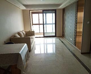 奥南 鲁能公馆 三室两厅 家具齐全 拎包入住 江景房景观无