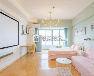 二号线马群 精装单室套 泰格公寓 中垠紫金公馆 天悦花园
