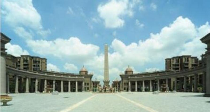 罗马都市 3200元 3室2厅2卫 精装修 献给懂得享受得你