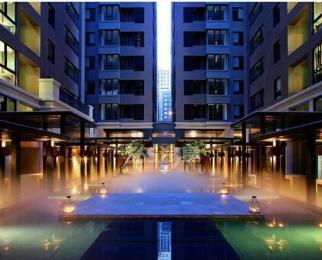 涵碧楼七酒店式公寓免费室内游泳池健身会所 江景房高端物