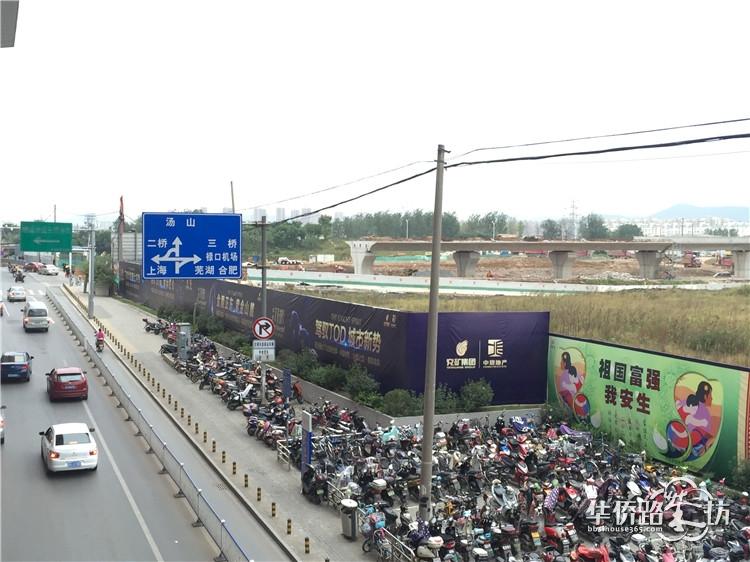 【10月银亿东城跑盘篇】十二街区进展也是很快,外立面都已经出来了,加推在即!