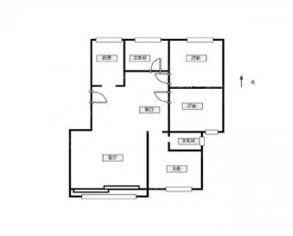 新街口 29中 芳草园中海对面 豪装三房 物业好 素质住户