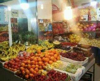 营业中水果店出租 人流量大 地段繁华