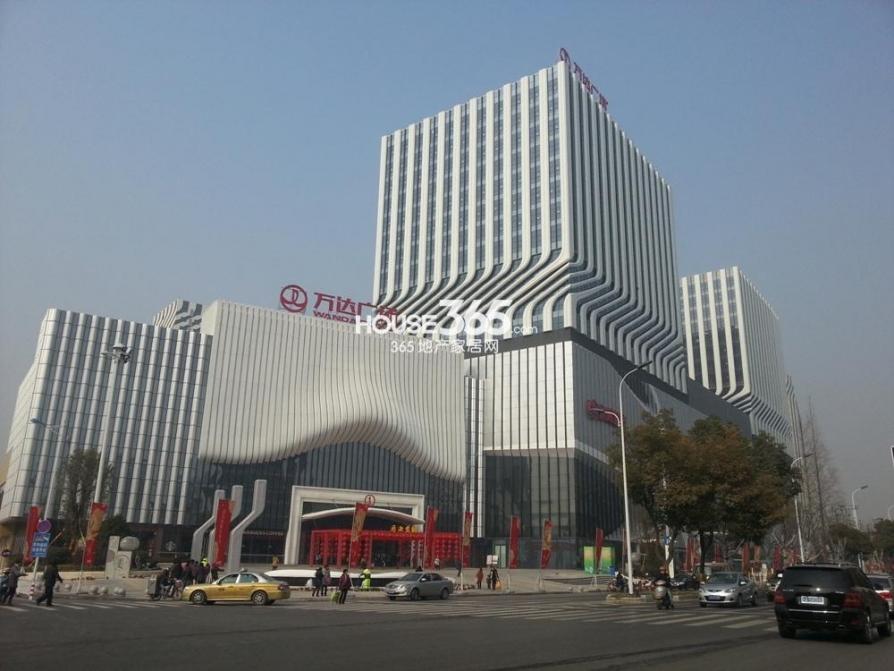江宁万达广场37平米精装可注册2014年建