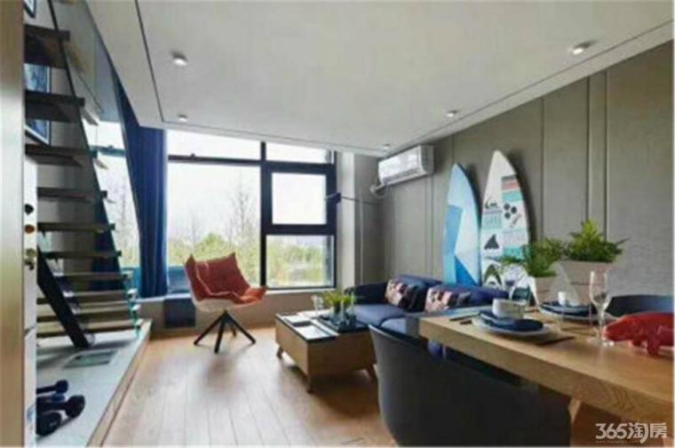 金马路地铁口 银城q社区成品 48复式精装公寓 24号线