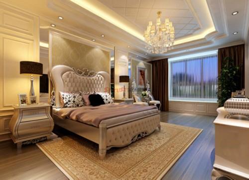 奢享品质生活,8款欧式风格卧室