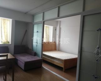 南航翠屏托乐嘉单身公寓 精装厅室分离单身公寓 家电齐全