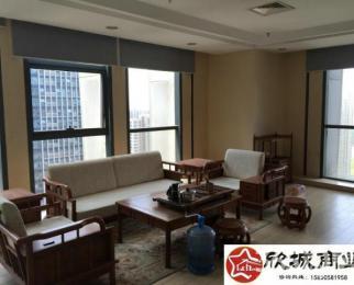 河西万达广场 电梯口 拐角户型 采光好 全新家具