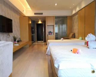 新街口 珠江路 市中心高端酒店式公寓 凯润金城 精装修 低