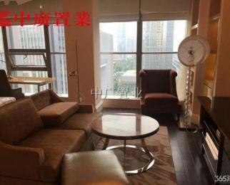河西奥体 雨润中央公馆 豪装单室套 拎包入住 看房方便 近