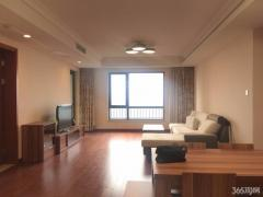 奥体 仁恒江湾城一期 临地铁 精装3房江景房 看房方便 有钥匙
