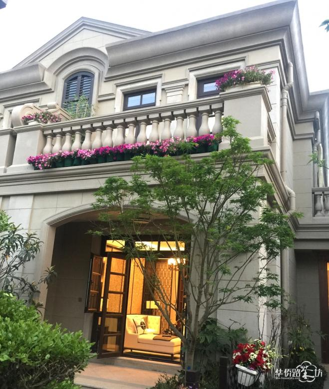 帝景天誉预计10月份加推一定体量别墅,285-325�O,总价820万/套起!