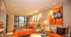 江宁九龙湖地铁 4米8挑高公寓 城中绿意使人惊 魅力无垠照净