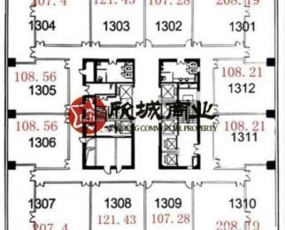 河西万达广场 精装修 户型方正 有家具 随时看房
