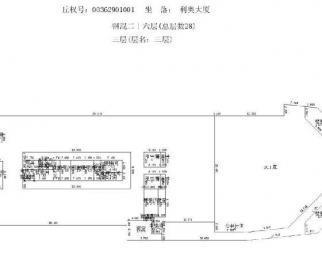 急租利奥大厦裙楼1150平米新模范马路地铁站旁100米临街