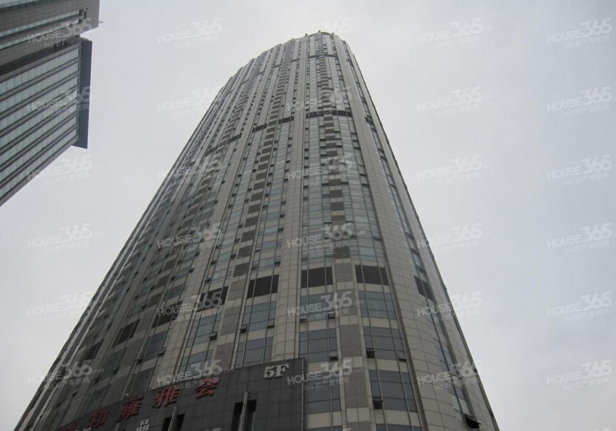 鼓楼区湖南路中环国际广场120.00㎡精装1室0厅