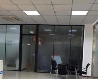软件大道地铁口 京妆商务楼1486平精装修 纯办公隔断性价比高