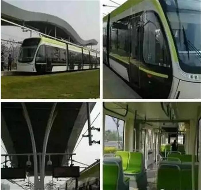 城东交通利好丨官方表示麒麟有轨电车1号线今年试运行? 马群换乘中心也迎最新进展!