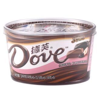 德芙巧克力什锦装