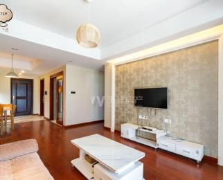 河西奥南海峡城 吴侯街地铁站 精装两室带地暖 家具家电齐