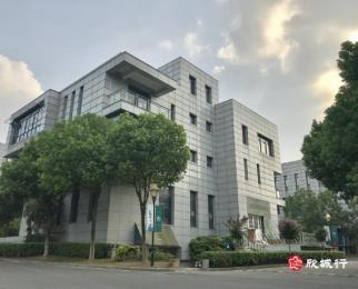 江宁景枫 独栋花园办公 送地库及车位 精装拎包办公